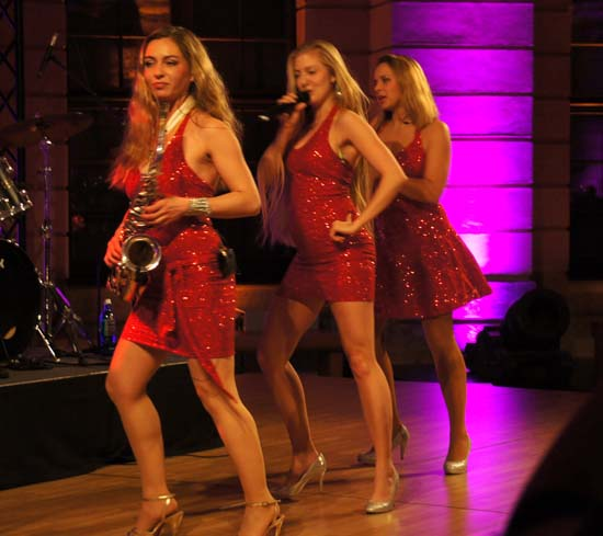tanz event heute berlin