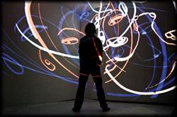 Lichtbilder vor Ort animiert und gezeichnet