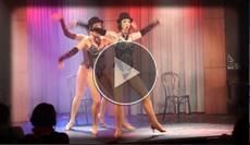 Tanz zum Medley aus dem Film Cabaret