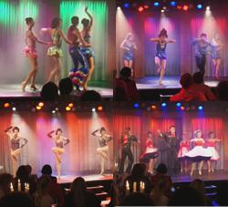 rasante Tanzeinlagen begeisterten die Gäste während des Events