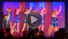 Tanz Performance zur Musik von Maroon Five