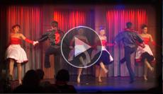 Rock´n Roll und Twist Tänze der 50er Jahre