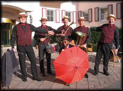 Südstaaten Flair mit Dixieland, Swing und Jazz