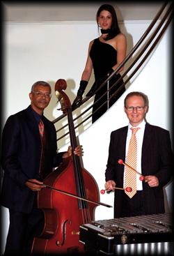 Das Trio besteht aus professionellen Musikern und einer Sängerin mit wandlungsreicher Stimme