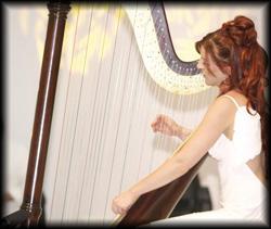 Gefühlvolle und ausdruckstarke musikalische Interpretationen auf der Harfe