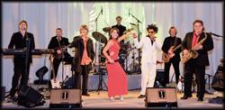 Partyband mit choreografierten Liveshows wie ABBA