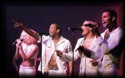 Partyband spielt Top Hits von Tanzmusik bis Soul und Jazz