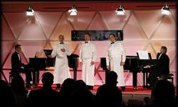 3 Tenöre Show mit witzigen Moderationen, Tanzeinlagen und Bühnenshow