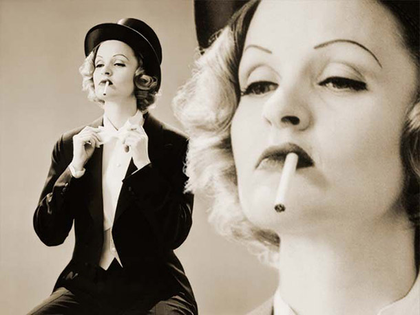Marlene Dietrich Darstellerin Berlin