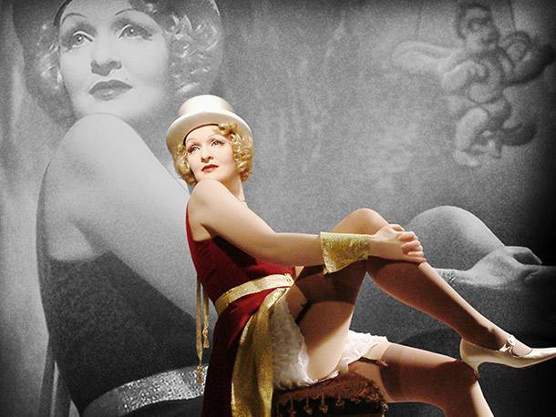 Marlene Dietrich Double Berlin
