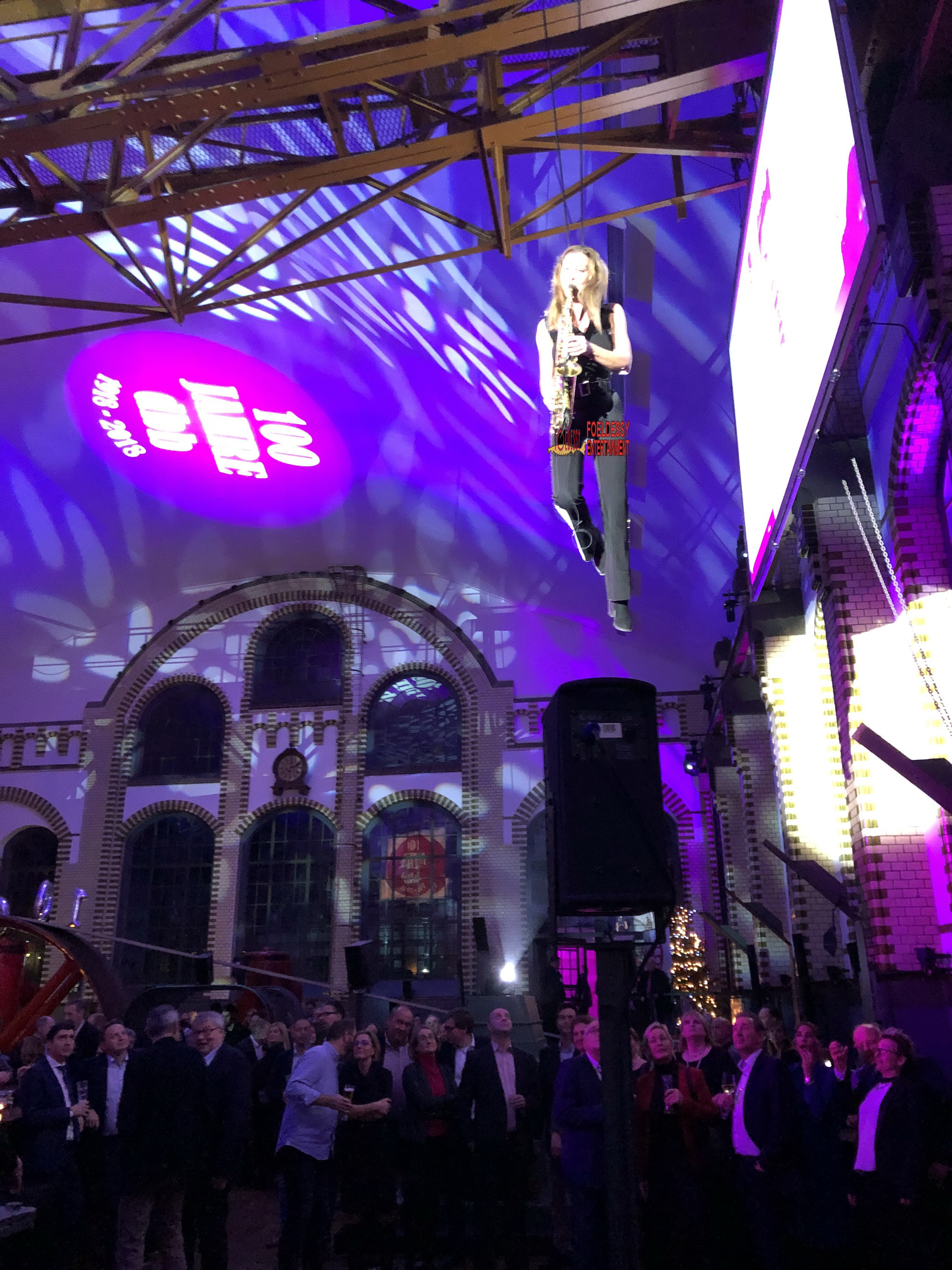 Flying Saxophon Berlin