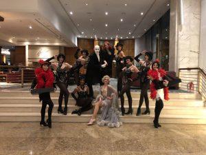 Cabaret Show Berlin im Interconti Hotel