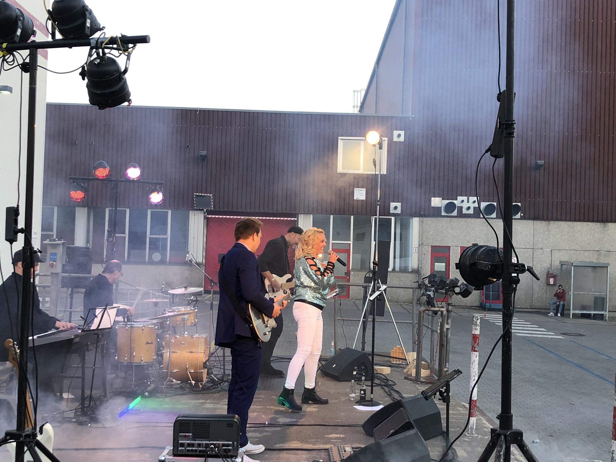 Partyband Sommerfest Berlin