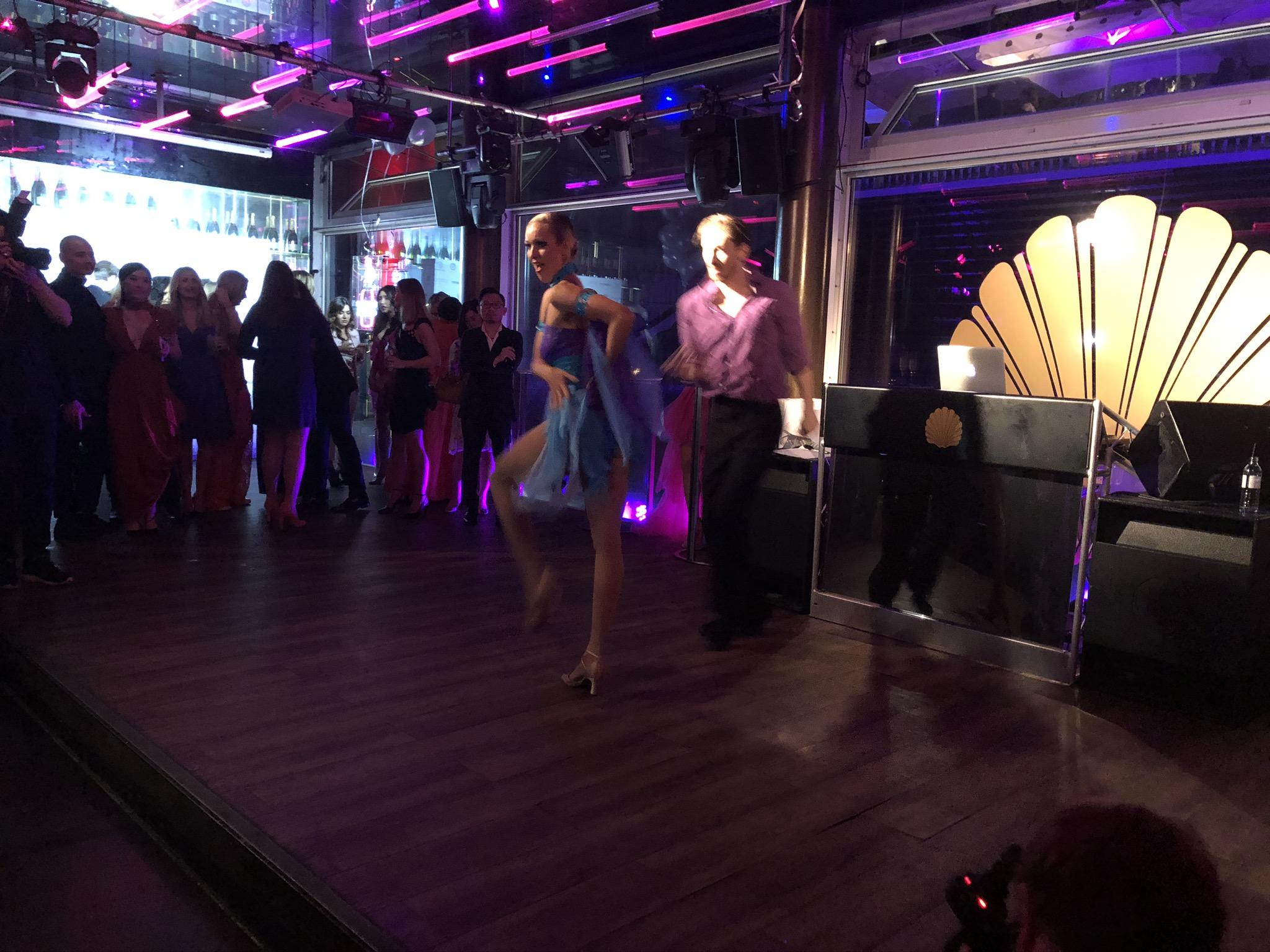 Showdance Germany im The Pearl Berlin