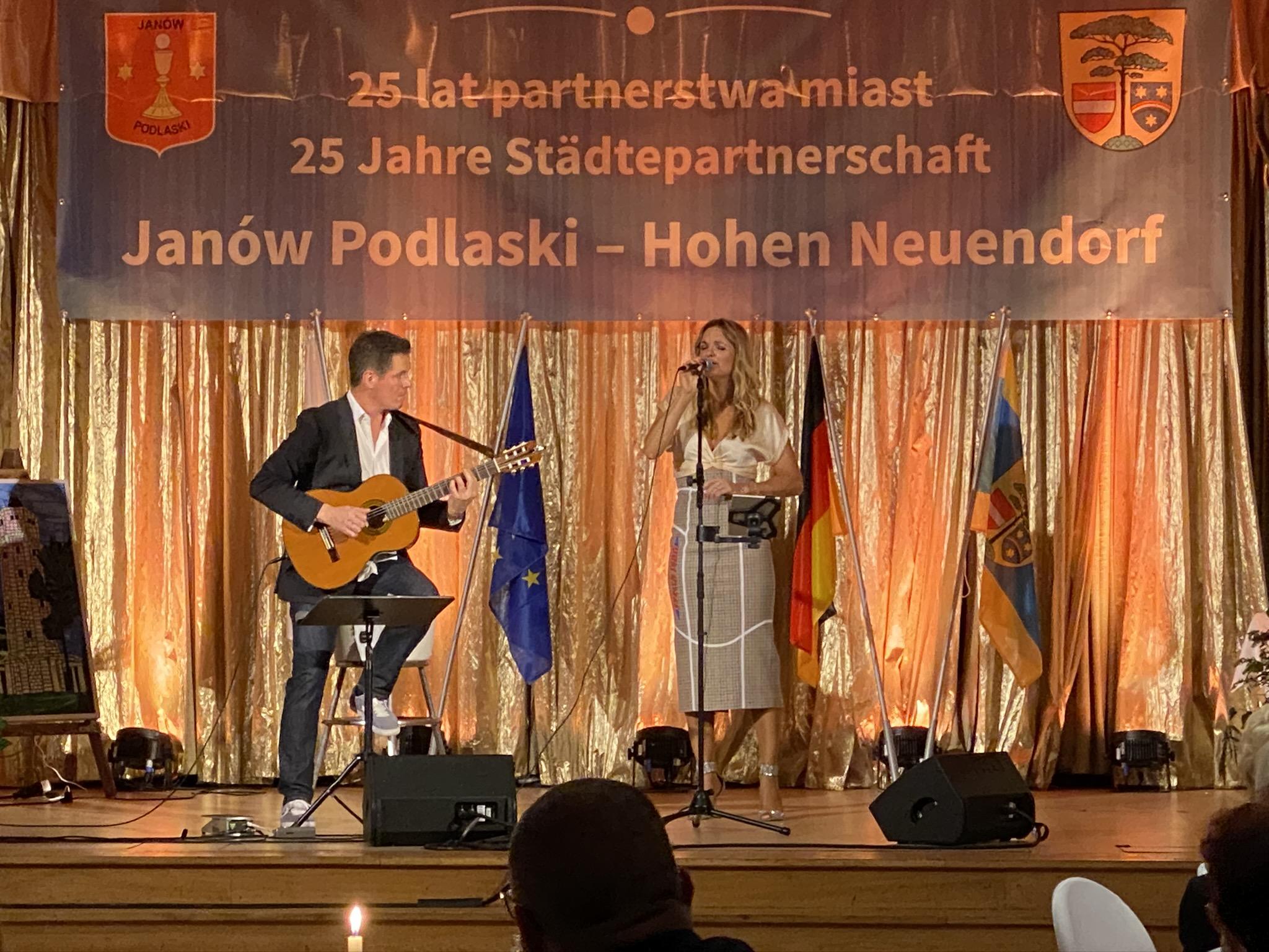 Polnisch – Deutsche Musik 25 Jahre Städtepartnerschaft