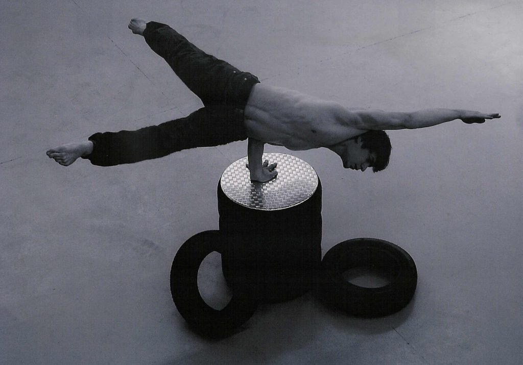 Hand-Balance-wheel-car