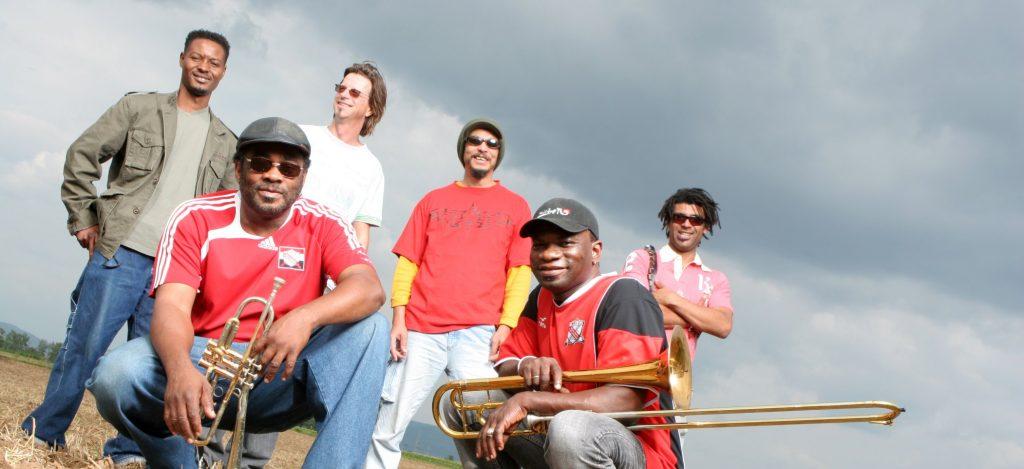Reggae-calypso-music