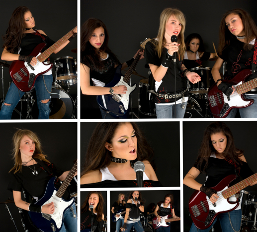 Female-Coverband-Girls-band
