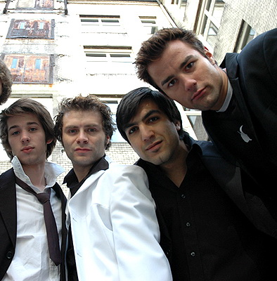 Vocal-group-rock-pop