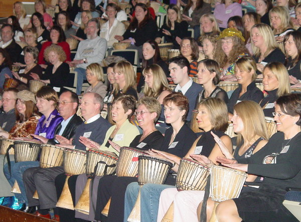 Interactive-Drumming-Germany