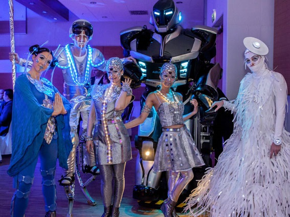 LED-Artist-Welcome-reception